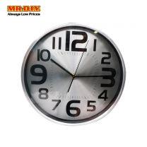 QUARTZ Aluminium Wall Clock (29cm)
