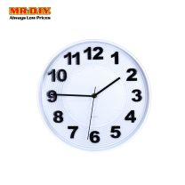 QUARTZ Wall Clock WR-09749 (12')
