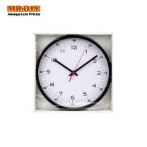 QUARTZ Round Wall Clock (25cm)