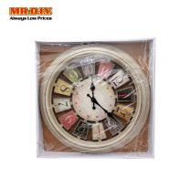 WALL CLOCK 16 INCH KLJ-6191