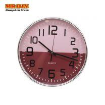KLJ-6128 QUARTZ Wall Clock (12 Inch)