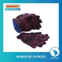 MR.DIY Heavy Duty Batik Hand Gloves (24pcs)