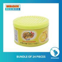 JAPE 838 Air Freshener Lemon Gel (100g)