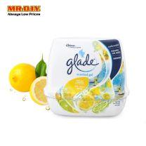 GLADE Air Refreshing Fresh Lemon Scented Gel (180g)