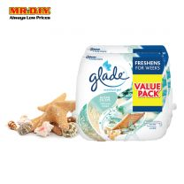 GLADE Air Refreshing Ocean Escape Scented Gel (2 x 180g)