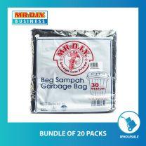 MR.DIY Eco-Friendly Garbage Bag M Size (30pcs)