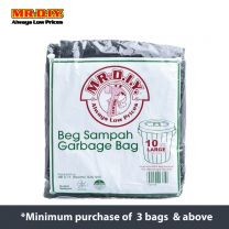 MR.DIY Eco-Friendly Garbage Bag L Size (10pcs)