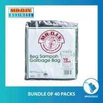 MR.DIY Eco-Friendly Garbage Bag L Size (10pcs)
