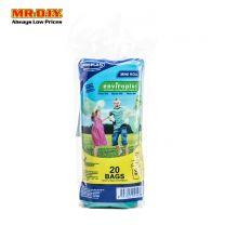 SEKOPLAS Enviroplus Mini Roll Garbage Bag S Size (20pcs)