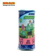 SEKOPLAS Enviroplus Mini Roll Garbage Bag M Size (20pcs)