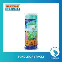SEKOPLAS Enviroplus Mini Roll Garbage Bag L Size (20pcs)