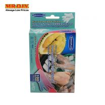 SEKOPLAS Strong Multipurpose Transparent LDPE Gloves (100 pcs)
