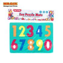 Number Foam Puzzle