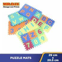 SUNTA Attachable Puzzle Mat playset Toys (36pcs)