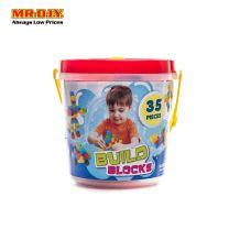 Building Blocks Tub (35pcs)
