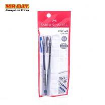 FABER-CASTELL True Gel 0.5 Gel Pens (2pc)