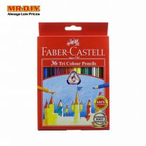 FABER CASTELL Tri Colour Pencils (36 colours)