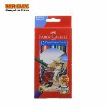FABER CASTELL Classic Colour Pencil ( 12 colours)