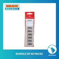 FABER-CASTELL Dust-free Eraser (6pcs)