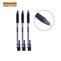 FABER-CASTELL Black Colour Grip X10 Ball Pen 1.0mm (3pcs)