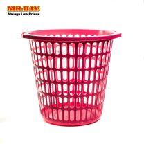 FELTON Plastic Round Laundry Basket (40.5cm)