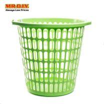 FELTON Plastic Round Laundry Basket (45.5cm)