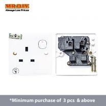 MR.DIY 1-Gang SP Switched Socket Outlet