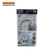 TRUFLO Stainless Steel Wall Sink Water Tap L301E