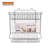 GENDANG Multipurpose 2 Layer Bathroom Rack