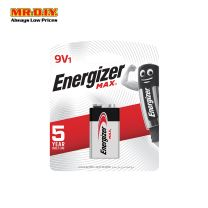 ENERGIZER Max Alkaline Battery 9V