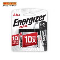 ENERGIZER Max Powerseal Technology Alkaline Battery AA (4pcs)