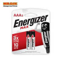 ENERGIZER Max Powerseal Technology Alkaline Battery AAA (2pcs)