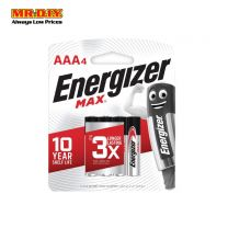 ENERGIZER Max Powerseal Technology Alkaline Battery AAA (4pcs)