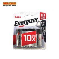 ENERGIZER Max Powerseal Technology Alkaline Battery AA (8pcs)