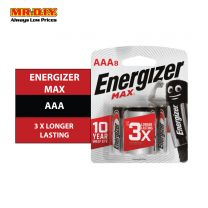 ENERGIZER Max Power Seal Alkaline Battery AAA (8pcs)