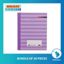 Note Book 300'S SNB-513 (bundle of 20 or 100 books)