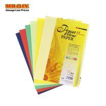 Popset Colour Paper  24'S S-99 A4 140GSM