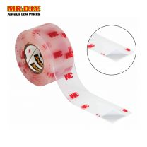 SCOTCH Clear Permanent Mounting Tape (2.1cm)