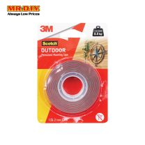 SCOTCH Outdoor Permanent Mounting Tape 4011 (21mm x 2m)