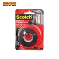 SCOTCH Outdoor/Indoor Permanent Mounting Tape (2.54cm)