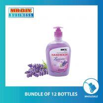 MR.DIY Premium Hydra-Active Antibacterial Handwash Lavender (500ml)