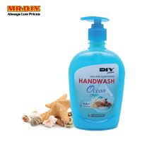 MR.DIY Premium Hydra-Active Antibacterial Handwash Ocean (500ml)