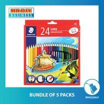 24 Luna Color Pencil