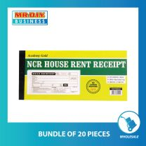 Rental Receipt Book (Ncr)