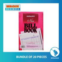 NCR Bill Book (2Ply x 40Set)