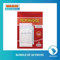 NCR Invoice Book (3Plyx25Set)