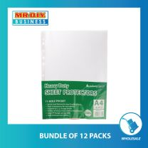 A4 Sheet Protector 10'S