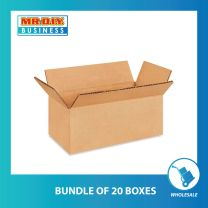 Plain Carton Box 44.5 CM X 31.2CM X 20CM (T175)