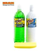 Car Wash Soap and Tyre Polish
