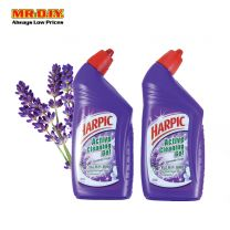 HARPIC Value Pack Active Cleaning Gel Lavender Fresh (2 x 500ml)